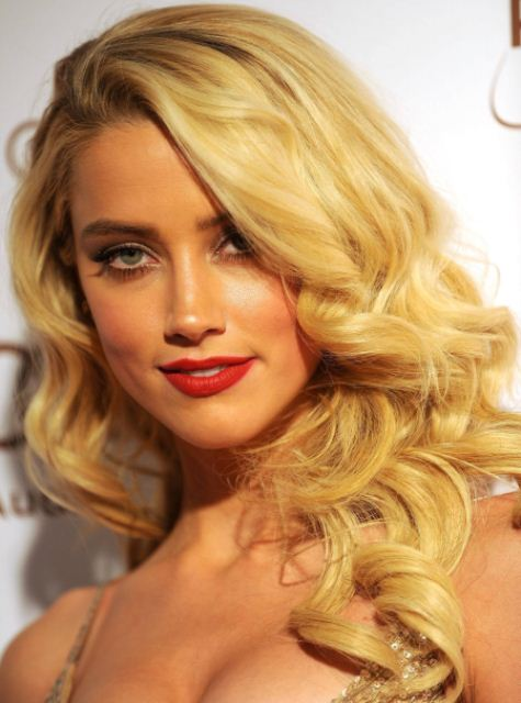 Outstanding Home Big Curls Hairstyles At Home How To Make Big Curls Talk Hairstyle Inspiration Daily Dogsangcom