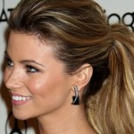 Trend 2013 – ponytail hairstyle
