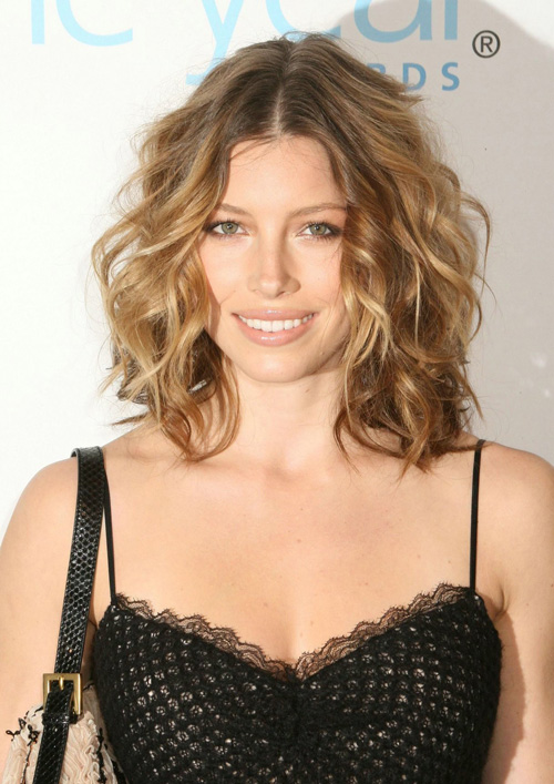 Gallery For Curling Iron Medium Hairstyles