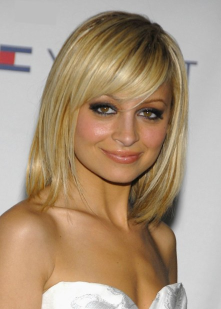 Nicole Richie's Medium Length Иob