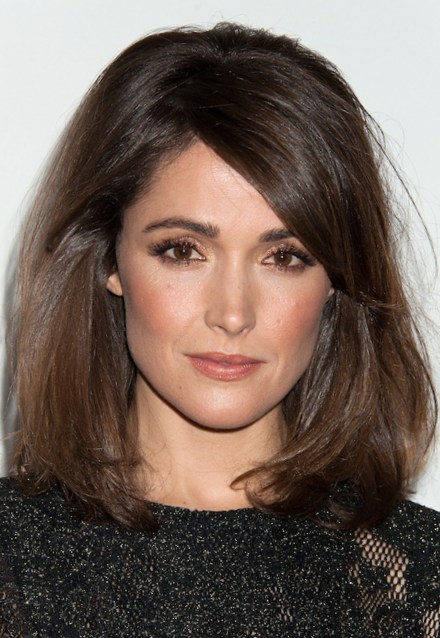 Rose Byrne Shoulder Length Hairstyles