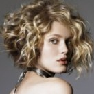 Short Curly Bob Hairstyles to Look Stylish