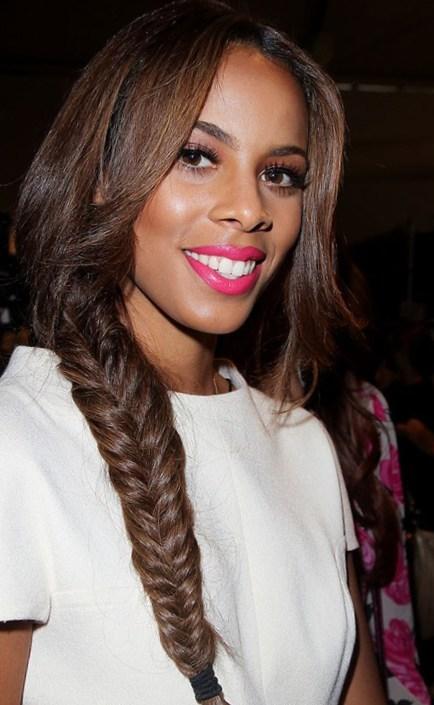 Incredible Cute One Braid Hairstyles Braids Short Hairstyles For Black Women Fulllsitofus