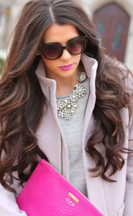 Beautiful Wavy Long Hairstyles