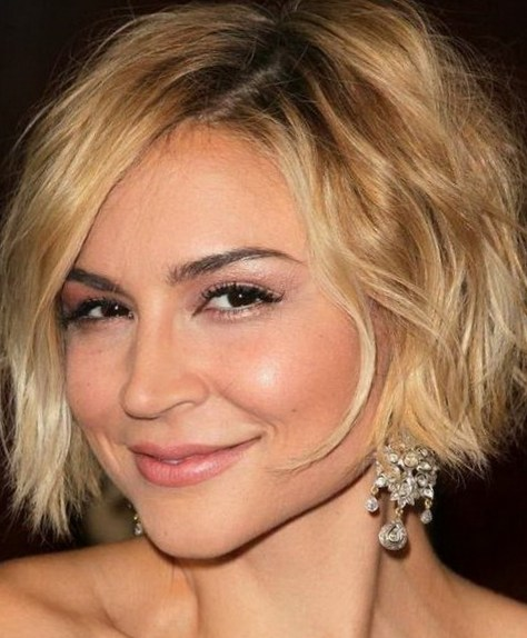Short Hairstyles For Fine Wavy Hair Woman Remodels Ideas And Inspired Best Cute