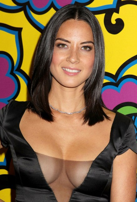 Olivia Munn's Sleek, Sophisticated Cut