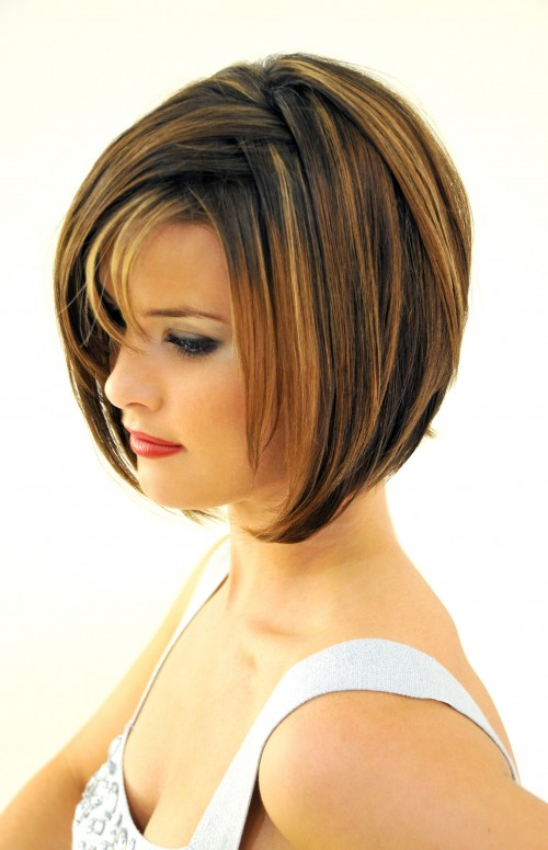 Layered Bob Haircuts 2015