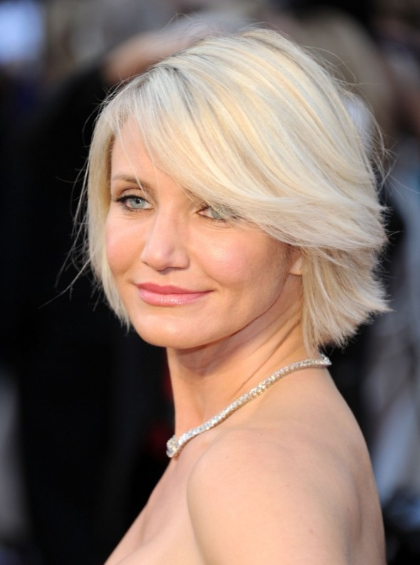Short Bob Hairstyles Bangs Perfect Ideas