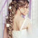 Long and Soft Wavy Hairstyle for Special Occasion